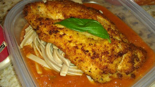 Chicken Parmesan picture